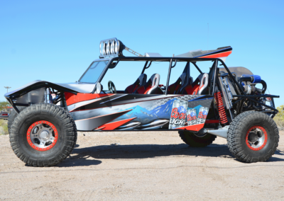 Coors Light Off Road Wrap